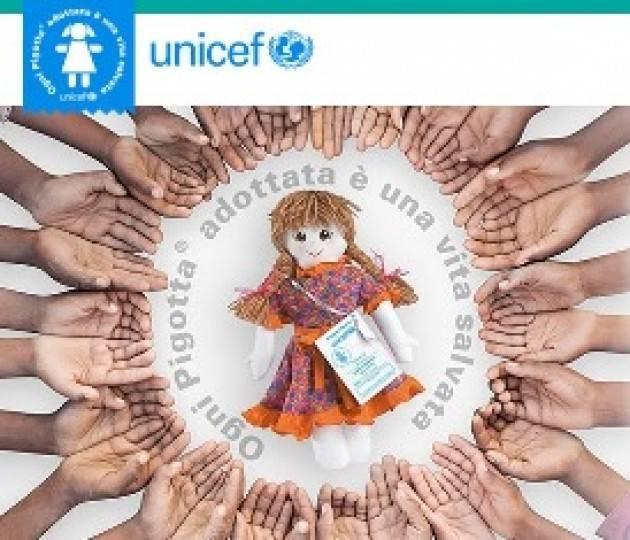 A NATALE TORNA LA PIGOTTA DELL'UNICEF PER L'ISTRUZIONE DELLE BAMBINE IN NIGER