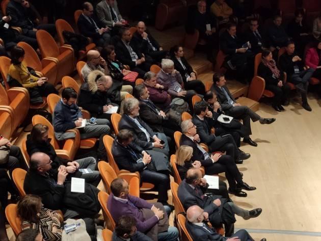CNA Cremona  Assemblea dei 70 anni 13  dicembre 2019  (Video G.C.Storti)