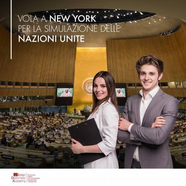 CORSO - Studenti Ambasciatori alle Nazioni Unite (Università)