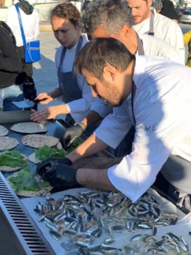 Cucina mediterranea, la qualità del pesce dell'Adriatico