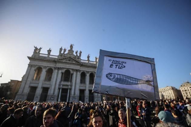 Sardina Day a Roma  ed i altre 30  piazze nel mondo .I nuovi partigiani del 2020 | G.C.Storti
