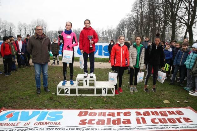 UST Cremona Giochi Sportivi Studenteschi, Campionati Provinciali di Corsa Campestre