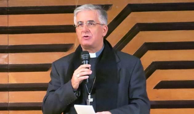 Il messaggio del vescovo di Cremona monsignor Antonio Napolioni  'Costruiamo ora un cielo più pulito e una terra più sana'
