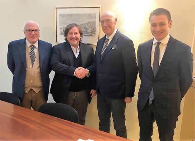 Casalmaggiore, Padania Acque .: acquisito il ramo idrico della società patrimoniale G.i.s.i. Spa