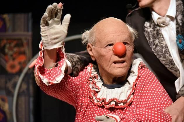 Teatro Casalmaggiore A teatro con la famiglia  Madame Rebiné  'La riscossa del clown del 26 dicembre