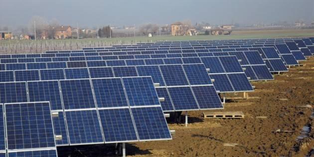 Parco Fotovoltaico  Cremona Solidale tutto da ridiscutere | Stati Generali dell'Ambiente e Salute territorio