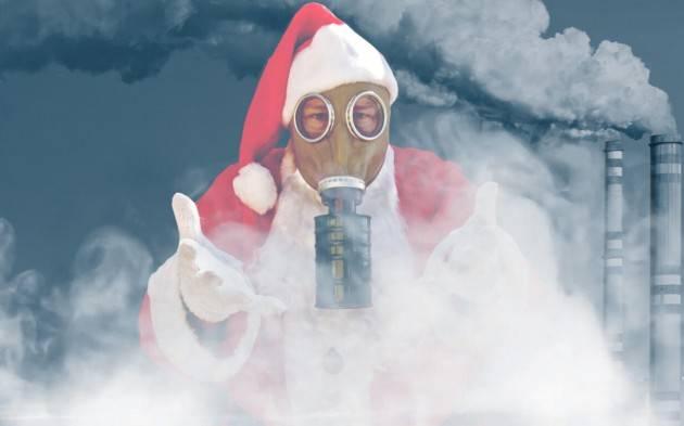 Natale tranquillo per gli inquinati dell'aria | Benito Fiori (Cremona)