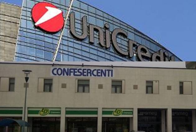 UniCredit e Confesercenti della Lombardia Orientale: Accordo per la crescita e la competitività delle Pmi