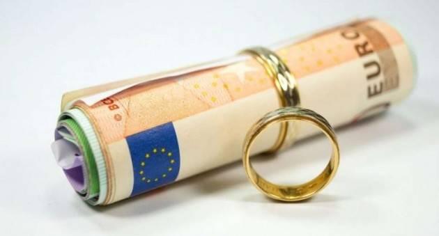 Divorzio e conti correnti: prima della separazione 151.000 italiani hanno svuotato il conto all'insaputa del partner