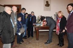 Cremona Arrivata in Comune la  'Luce della Pace da Betlemme'