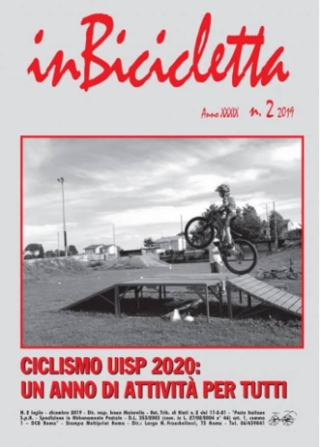 In Bicicletta: il ciclismo Uisp è all'insegna della sicurezza