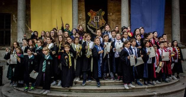 Scuola di Magia Italiana  a Soncino (Cr) dall'8 al 10 maggio 2020