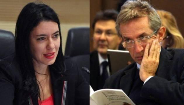 Cgil Governo Si sdoppia il ministero: Azzolina alla Scuola, Manfredi all'Università e ricerca
