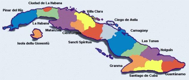Viaggio Cuba 2020 aperte le iscrizioni