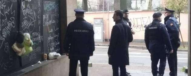 MONZA POLIZIA LOCALE, BLITZ ANTIDEGRADO