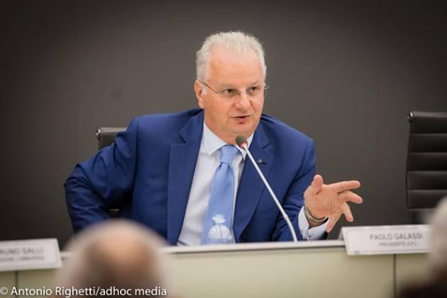Milano Scegliamo il 'fare', Paolo Galassi, Presidente A.P.I.
