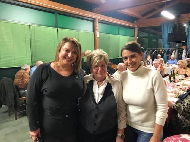 Piacenza Katia Tarasconi al Circolo Culturale Farnesiana: 'Ripristinare il bus gratis per gli anziani'