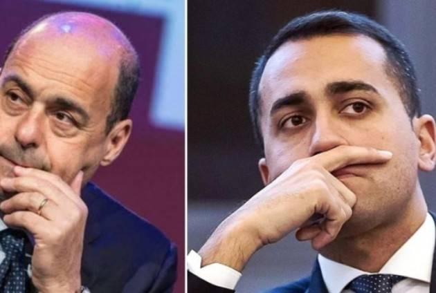 Legge elettorale Incontro  Di Maio-Zingaretti , trovata intesa per sbarramento sopra il 5%.| G.C.Storti