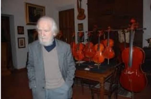 E' morto all'età di 92 anni RENATO SCROLLAVEZZA UNO DEI PIU' GRANDI LIUTAI DI OGGI   Gualtiero Nicolini