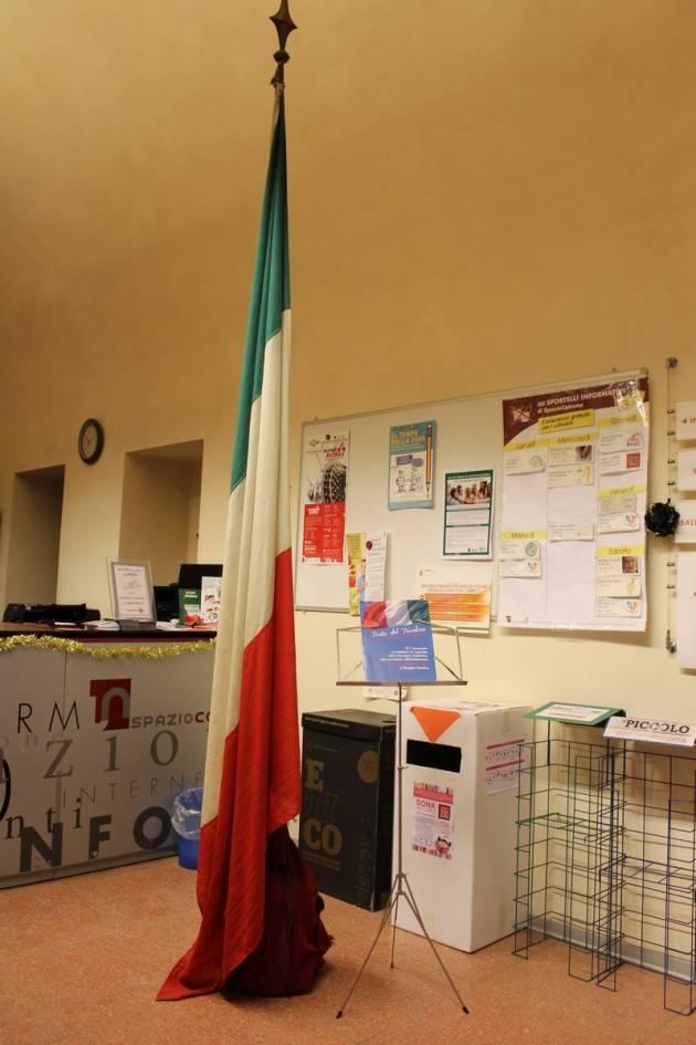Cremona celebra oggi 7 gennaio il 223° anniversario del Tricolore
