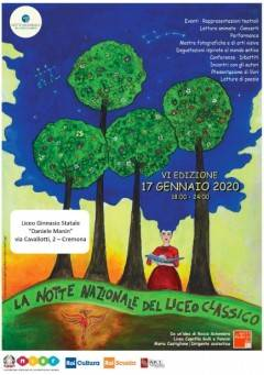 """Cremona LA NOTTE BIANCA DEL LICEO """"MANIN"""" - VI edizione OPEN DAY"""