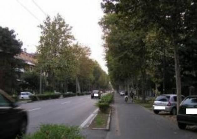Cremona dopo deposito firme petizione popolare nuovi punti luce viale Po il comitato chiede iscrizione odg in Consiglio Comunale