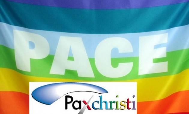 Mai più la guerra! Comunicato stampa di Pax Christi Italia