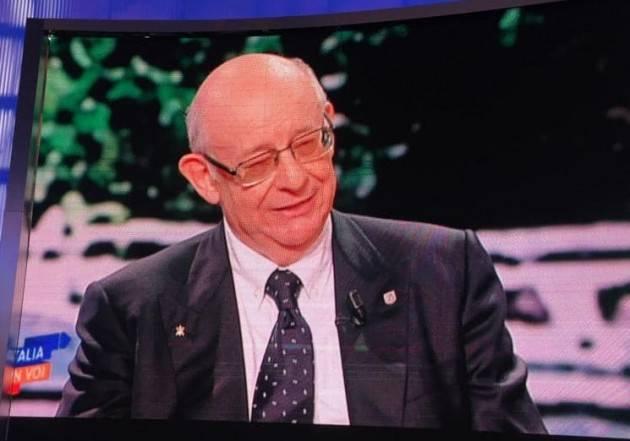 LnM  La RAI Intervista Daniele Marconcini Presidente Associazione Mantovani nel Mondo (Video)