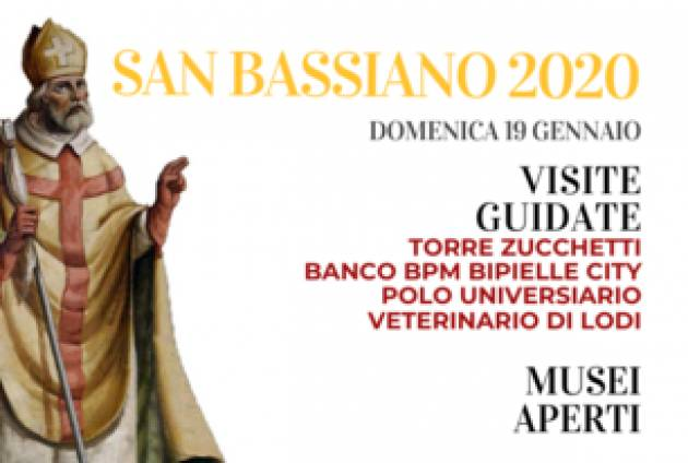 Festa di San Bassiano, Visite guidate e apertura musei