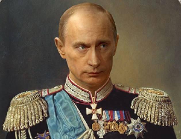 Zar Vladimir, da vent'anni al potere nella Russia post-sovietica