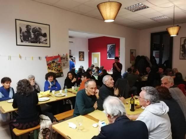 Persichello (Cr) Un successo la cena incontro fra Stati generali Ambiente e Friday For Future Cremona (Video)
