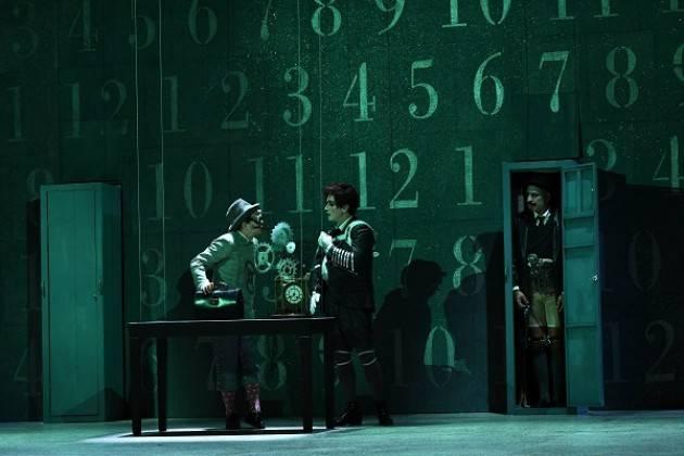 Cremona Al Ponchielli   L'Heure espagnole di Maurice Ravel e Gianni Schicchi di Giacomo Puccini il 17 e 19 gennaio 2020