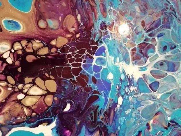Associazione Artisti Cremonesi presenta 'Vibrazioni cromatiche'  di Roberto De Cristoforo
