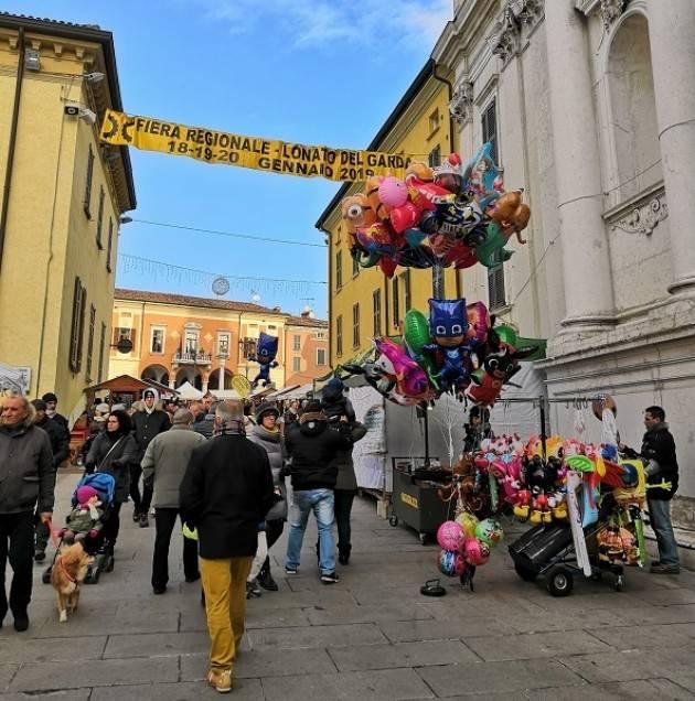 Lombardia Presentazione della 62ᵃ Fiera regionale agricola, artigianale e commerciale di Lonato del Garda