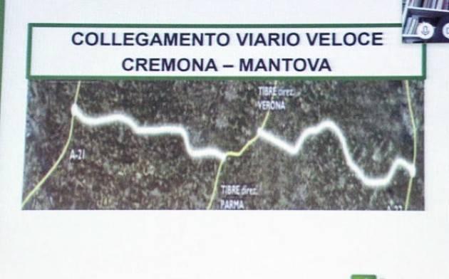 M5S Lombardia : Collegamento veloce CR-MN, mozione rinviata.