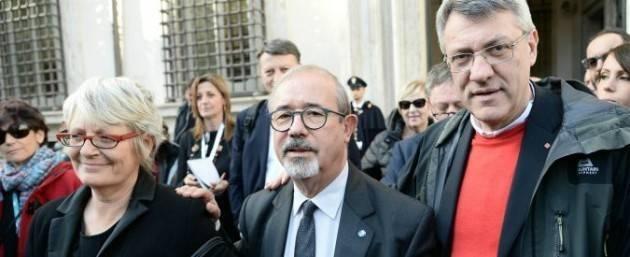 Italia Cgil-Cils-Uil «Il Paese si cambia con i lavoratori» di Maurizio Minnucci