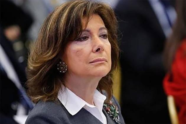 Il valore delle donne nelle istituzioni: le parole di Maria Elisabetta Alberti Casellati