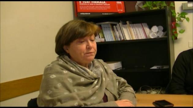 Coop Lombardia disdice il contratto integrativo. La reazione dei lavoratori e del sindacato di Cremona (Video G.C.Storti)