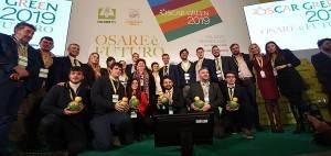 LAVORO: COLDIRETTI, ECCO VINCITORI DI OSCAR GREEN 2020