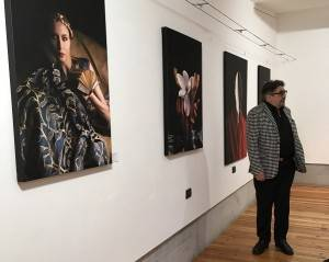 Una vita in posa, la mostra fotografica di Luigi Gattinara alla Milano Art Gallery