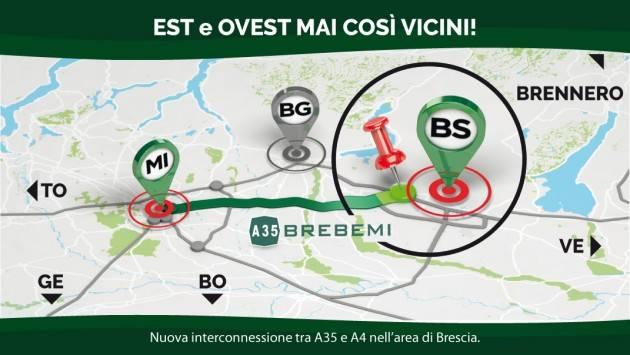 A35 Brebemi, ulteriore importante risultato raggiunto nell'odierna Assemblea dei Soci volto a migliorare la patrimonializzazione societaria