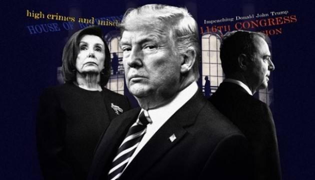 L'indugio di Pelosi sull'impeachment: guai per McConnell e Trump? | Domenico Maceri, PhD, USA