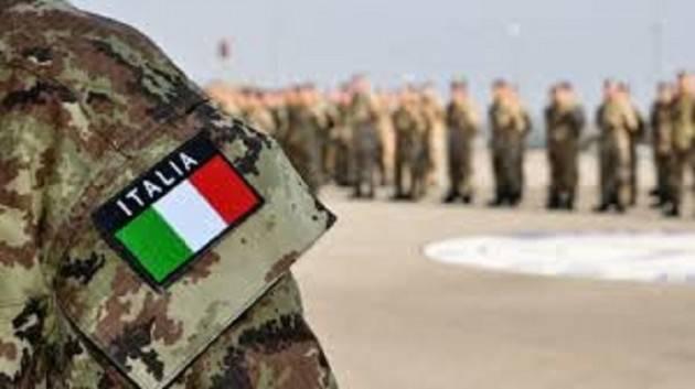 Una strategia per le missioni internazionali dell'Italia