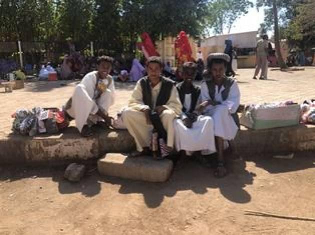 L'ITALIA INAUGURA IL CENTRO NUTRIZIONALE A GEDAREF (SUDAN)