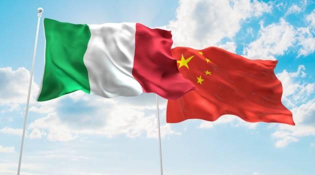 ITALIA – CINA: IL SOTTOSEGRETARIO DI STEFANO RICEVE IL VICE SINDACO DELLA MUNICIPALITÀ TJANIN