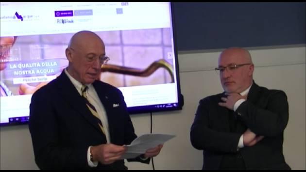 Cremona Padania Acque S.p.A. presenta video che aiuta leggere bolletta dell'acqua (Video G.C.Storti)