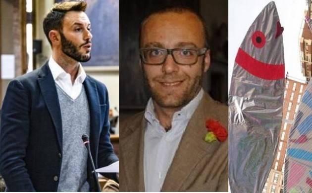 Presenza 'Sardine Cremona'  Santo Canale (Pd)  'bacchetta' Paolo Carletti (Pd)