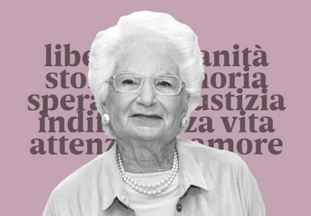 Giornata della Memoria 2020: omaggio a Liliana Segre promosso da Rete Donne Se Non Ora, Quando? – Cremona