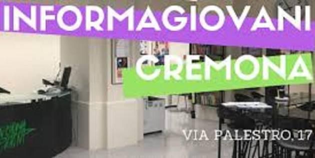 Informagiovani di Cremona confermato coordinatore dei 163 sportelli presenti in Lombardia