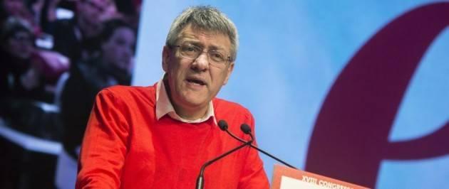 Bruxelles Landini (Cgil) all'Europarlamento: ci si preoccupa degli immigrati, mai degli emigrati